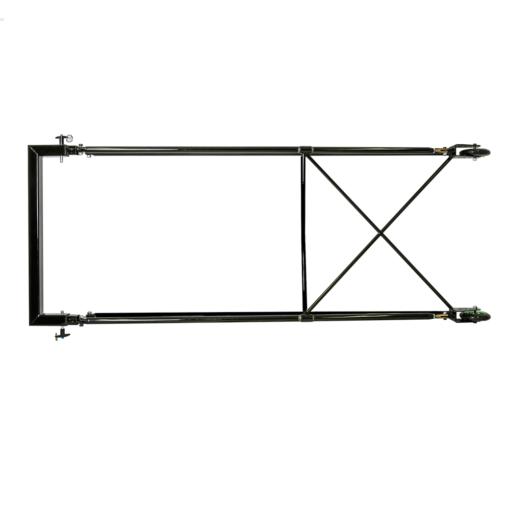 Pro Mod Wheelie Bars w/Mount *