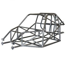 4130 Chromoly Chassis (shown w optional funny car cage)