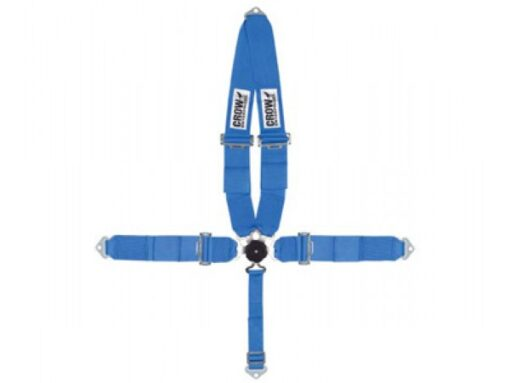 Crow Seat Belt Blue