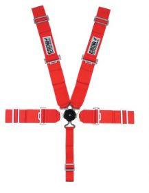 Crow Seat Belt Red