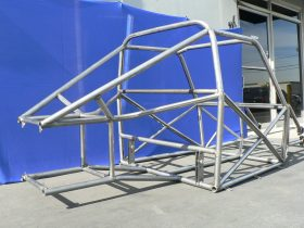1010 Mild Steel Chassis