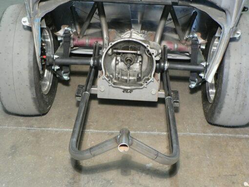 Parachute Mount for Pan Car