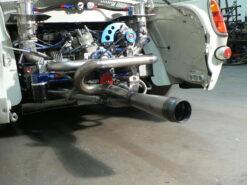 VW Turbo Header