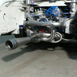 VW Turbo Header