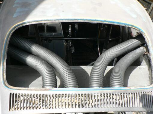 NACA Duct Air Intake System