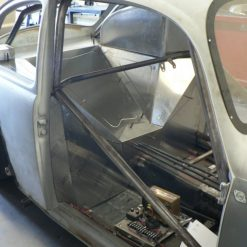 RLR Aluminum Interior