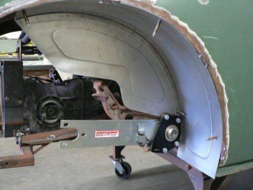 Wheel Tub