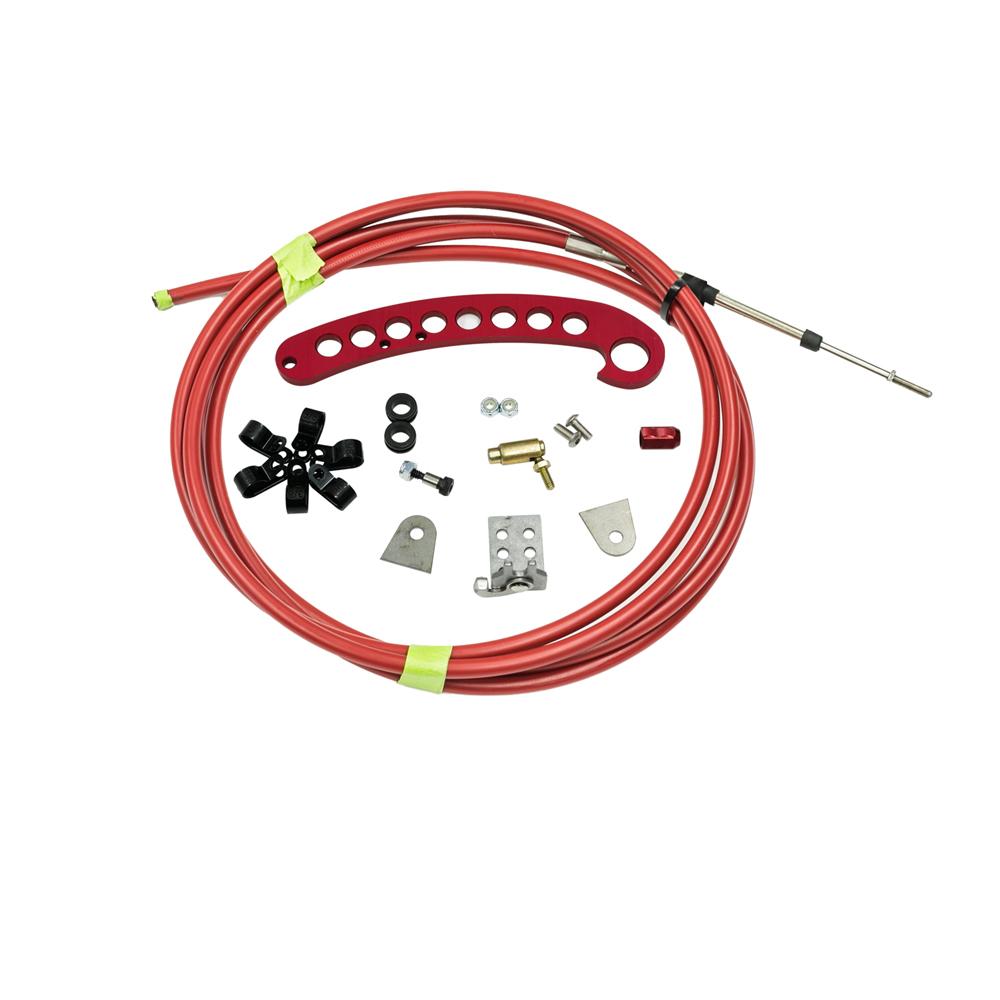 Parachute Cable w Parachute Lever Kit