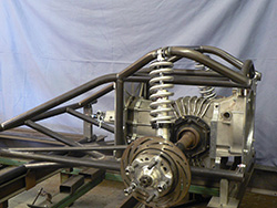 Rear Chassis Section