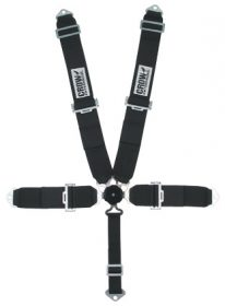 5 Way Seat Belt Harness