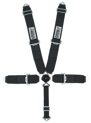 5 Way Seat Belt Harness