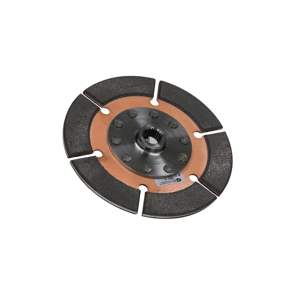 Black Magic Super 7 Clutch Disc