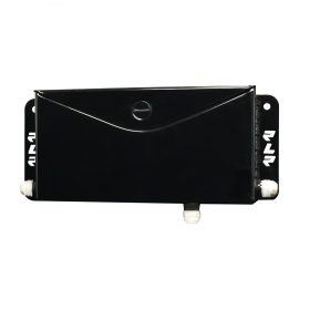 1.5 Qt Aluminum Breather Box Black