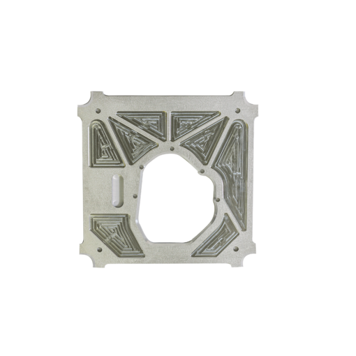 Mendeola and Type 1 front Motor Plate.