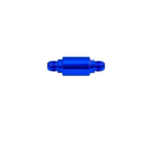 -8 Inline Fuel Filter Blue