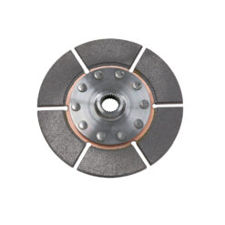 Rev-6 .250 Thick Aggressive Clutch Disc