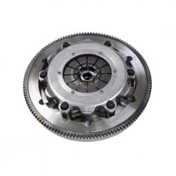 Rev 6 Double Disc Clutch