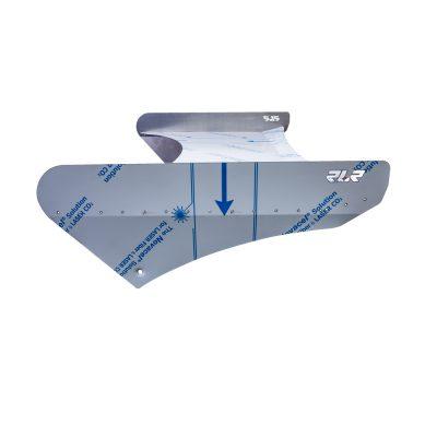 RLR Aluminum Drag Wing