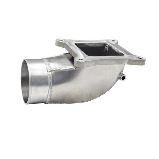 Turbo Aluminum Intake Manifold Fabbed