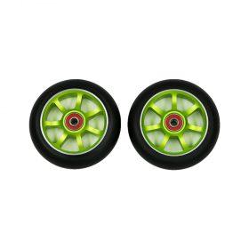 Wheelie Bar Wheels Green