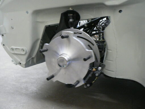 RLR Wide 5 Front Disc Brakes