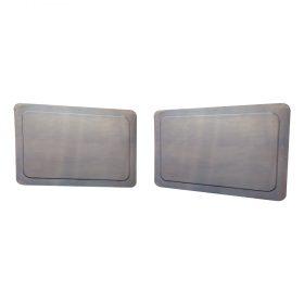 Aluminum Interior Door Panels Type 1 Bug