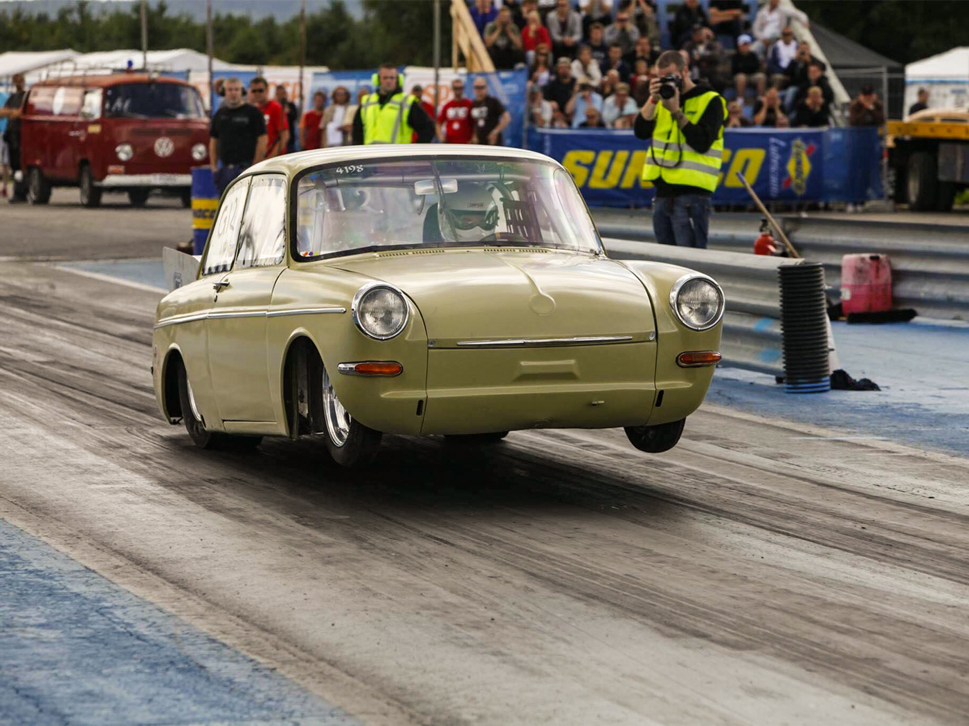 Ron Lummus Racing – Home of the Worlds Fastest VWs…