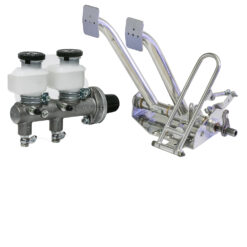 Brake Pedals and Master Cylinders
