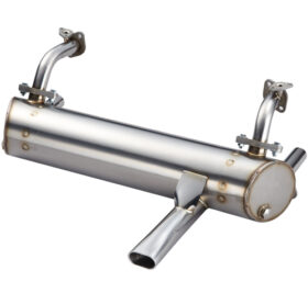 25 and 36 HP Exhaust Systems