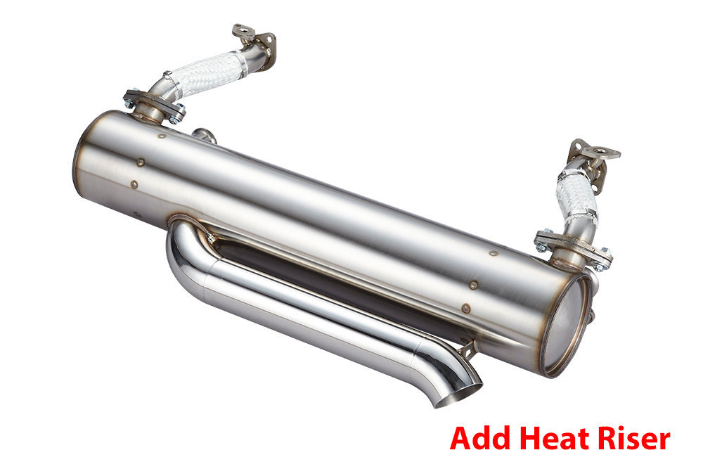 VW Exhaust systems - VW Mufflers