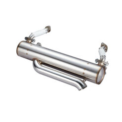 Classic Line Heater Exhaust Systems for Type 1 Engine