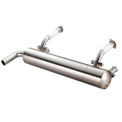 Type 34 Stainless Steel Exhaust Systems